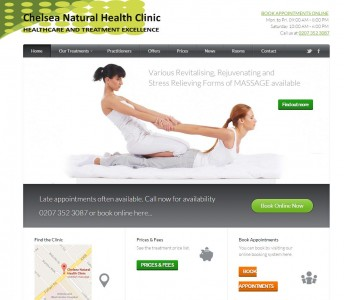 Chelsea Natural Health Clinic
